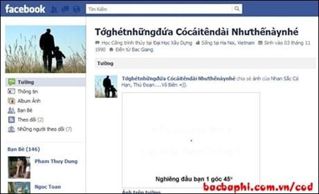 Khi nick Facebook trở thành tên gọi hàng ngày 2