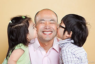 5 điều cha mẹ có thể nói dối con 1