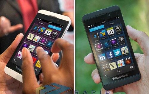 Thị trường smartphone 2012: Những bại binh phục hận 2