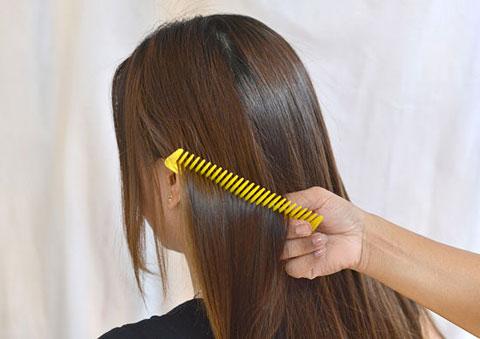 10 bước đơn giản bện tóc đài các 3
