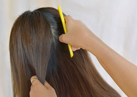 10 bước đơn giản bện tóc đài các 4