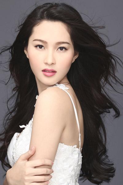 Nét mong manh của Hoa hậu Thu Thảo