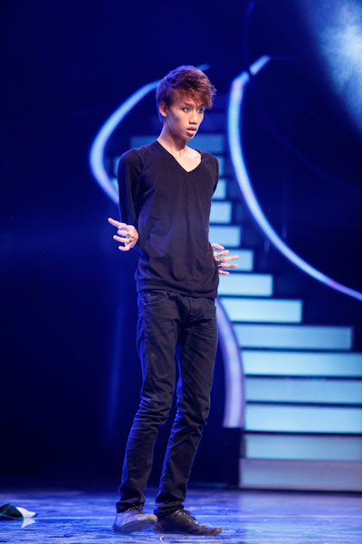 Hai thí sinh đầu tiên vào vòng chung kết VN's Got Talent