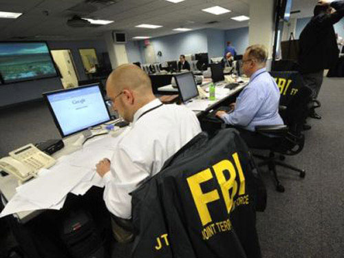 FBI giám sát người dùng Google 2