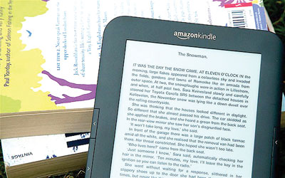 Amazon ép giá sách, tác giả phản đối 1