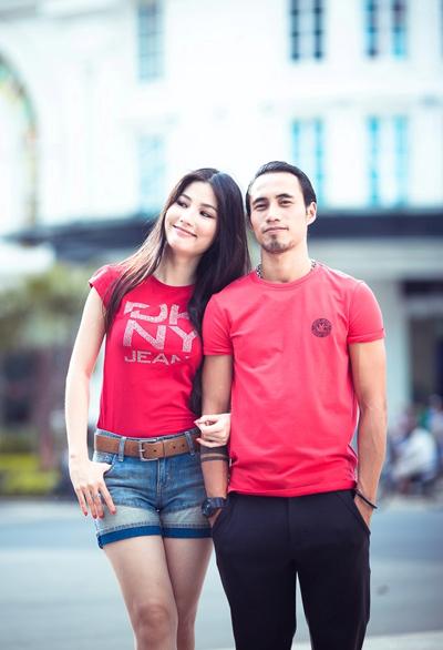 Mặc đồ dạo phố giao mùa đẹp như sao Việt 6