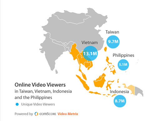 Quảng cáo video online sắp chèn ép quảng cáo truyền hình 5