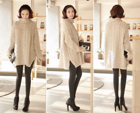 Kiểu áo len mốt nhất năm 2013 22