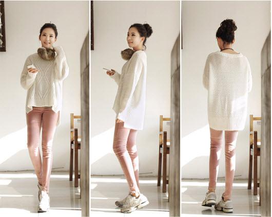 Kiểu áo len mốt nhất năm 2013 24