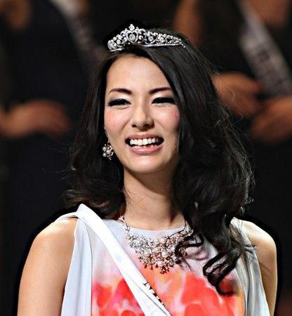 Họa sĩ truyện tranh lên ngôi Hoa hậu Nhật