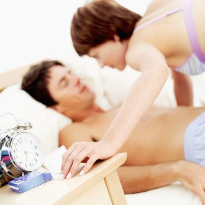 Sex buổi sáng - lợi đơn lợi kép