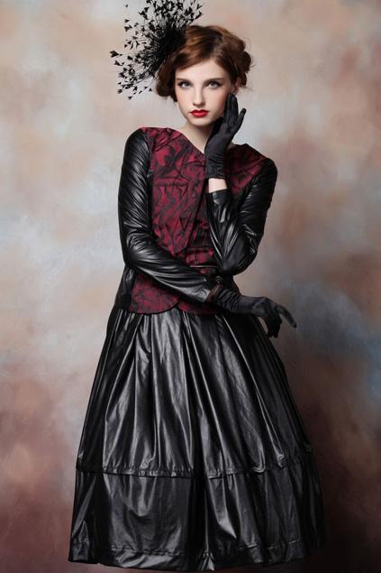 Xinh đẹp bất ngờ với váy xòe cổ điển 11