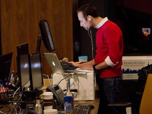 'Kẻ thù công nghệ' của dân văn phòng 3