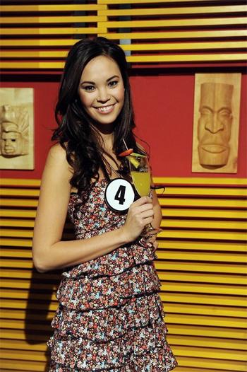 Nhan sắc gốc Việt vào chung kết hoa hậu Czech