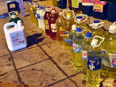 Nước rửa bát: Xịn hay rởm đều có thể gây ung thư 1