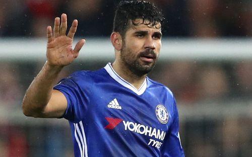 Ở Chelsea, Costa đã bị ghẻ lạnh tới mức này sao?