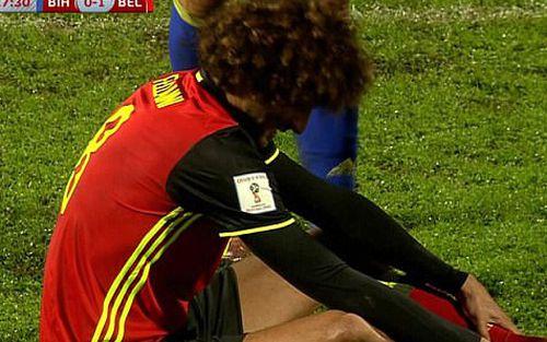 Trò cưng của Mourinho chấn thương, nguy cơ nghỉ đại chiến Liverpool