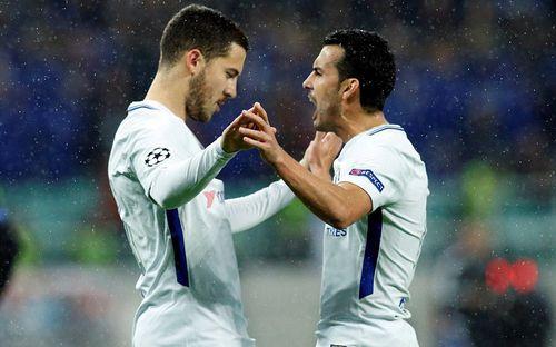 Chelsea vùi dập dập đội bóng tí hon, giành vé vào vòng knock-out Champions League