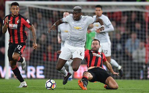 Pogba tỏa sáng, Man Utd xây chắc ngôi nhì bảng