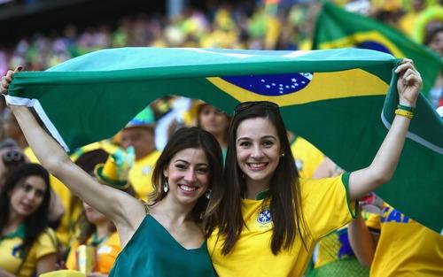 World Cup, liều thuốc diệu kỳ của xứ sở samba