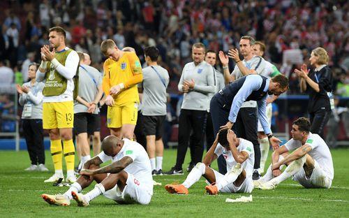 Đội tuyển Anh nhận một bàn thua oan trước Croatia?