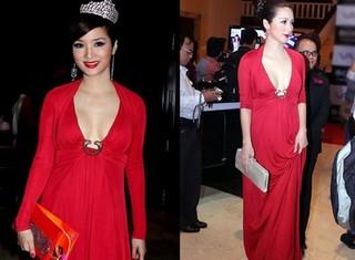 Vẻ đẹp nóng bỏng của Jennifer Phạm, Nguyễn Thị Huyền