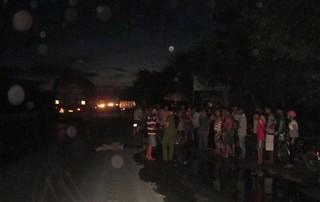 Xe tải cán sinh viên sư phạm tử vong tại chỗ