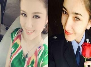 """Nữ cảnh sát khiến đàn ông """"phát cuồng"""" vì nhan sắc xinh đẹp"""