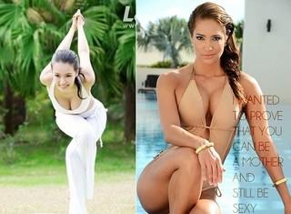 """Những nữ HLV thể dục """"nóng bỏng"""" nhất thế giới"""