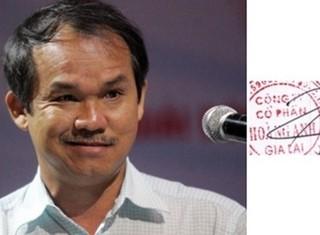Chữ ký của các doanh nhân giàu có nhất Việt Nam