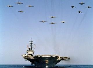 Số phận bi thảm của các tàu sân bay - biểu tượng sức mạnh Mỹ (P3)