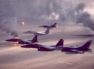 Không kích Iraq, Mỹ phá hủy hàng triệu USD vũ khí