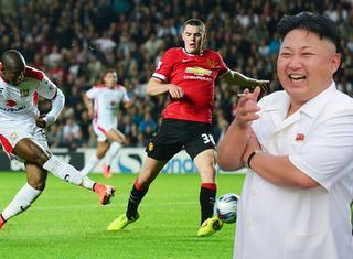Nhà lãnh đạo Kim Jong-un tiết lộ đội bóng trong mơ