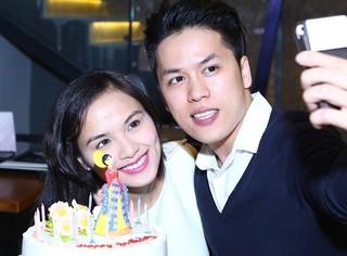 Hoa hậu Diễm Hương lần đầu công khai bạn trai
