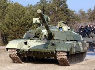 Lữ đoàn Sói của Ukraine mất trắng xe tăng hiện đại nhất