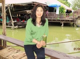 Những hình ảnh mới nhất về cựu Thủ tướng xinh đẹp của Thái Lan