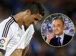 Tiếc Di Maria, Ronaldo làm loạn phòng thay đồ Real