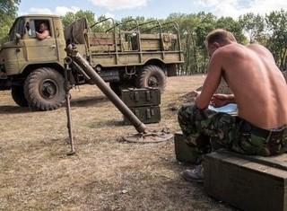 """Bại trận liên tục, lính Ukraine ở miền Đông đang """"rất thảm hại"""""""