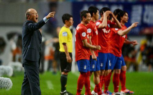 2 trận bán kết ngập tràn tiếc nuối của HLV Park Hang-seo