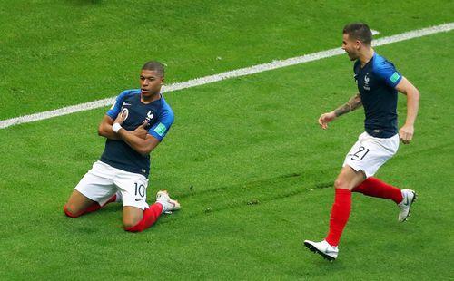 World Cup: Sự trùng hợp kỳ lạ giữa Mbappe 2018 và Ronaldo