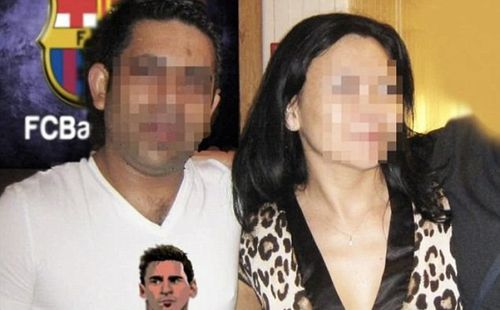 Chồng nộp đơn ly hôn sau 14 năm chung sống vì vợ chê Messi đá dở