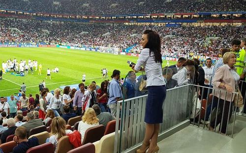 Ký sự World Cup 2018: Luzniki, niềm vui nỗi buồn bán kết  World Cup 2018