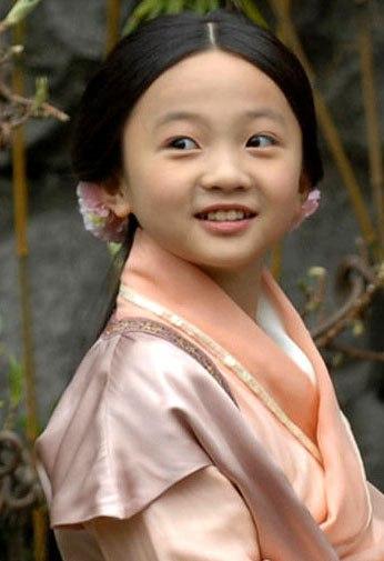 """Lâm Diệu Khả trong phim """"Tân hồng lâu mộng"""". Ảnh: Baidu."""