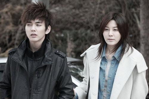 Những cô gái mù đẹp nhất màn ảnh Hàn 11