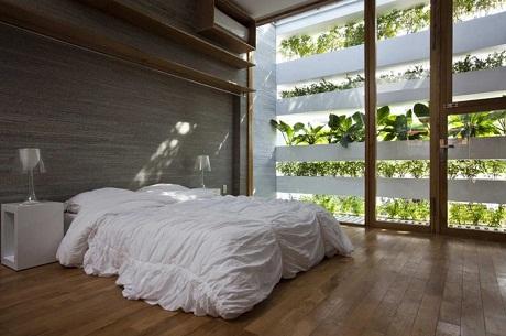 """Ngắm """"Ngôi nhà xanh"""" đoạt giải kiến trúc thế giới 9"""