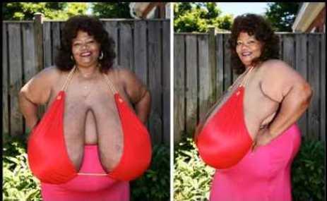 Những cô nàng ngực khủng đình đám thế giới  13
