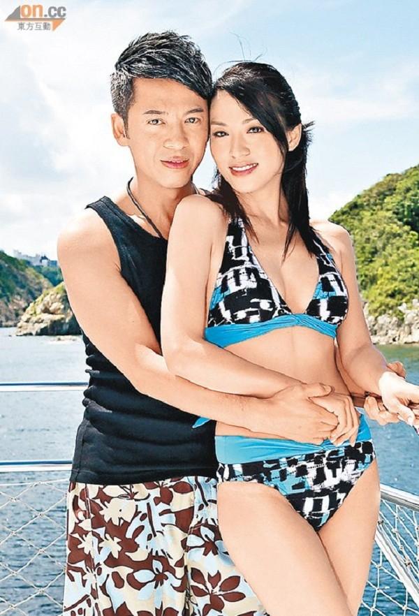 Cảnh nóng của Cựu Hoa hậu Á Châu gây bão 2