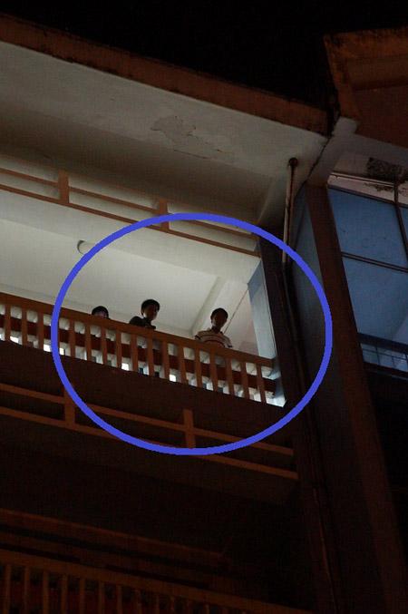 Nữ sinh đại học Quảng nam nhảy từ tầng 5 tự vẫn 1