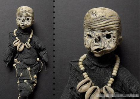 Những xác ướp trẻ em lạ lùng nhất thế giới 6