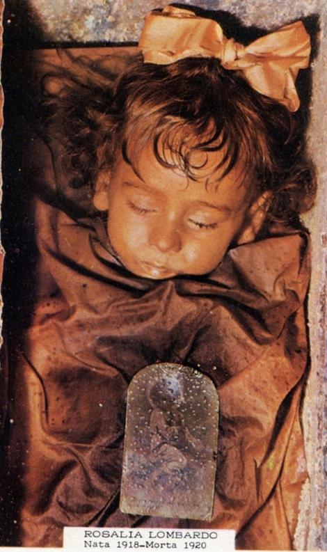 Những xác ướp trẻ em lạ lùng nhất thế giới 4